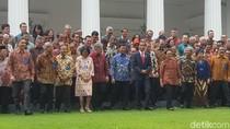 Jokowi Sebut Diplomasi Perdamaian RI Dipuji Palestina dan Afghanistan