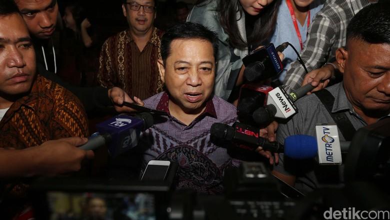 Setya Novanto Kembali Jalani Sidang Kasus e-KTP Hari Ini