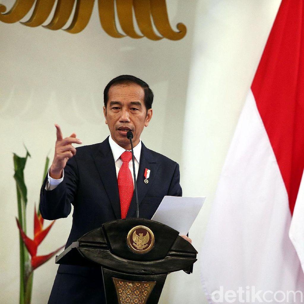 Jokowi: Yang Tak Setuju UU MD3, Silakan Ajukan Gugatan ke MK