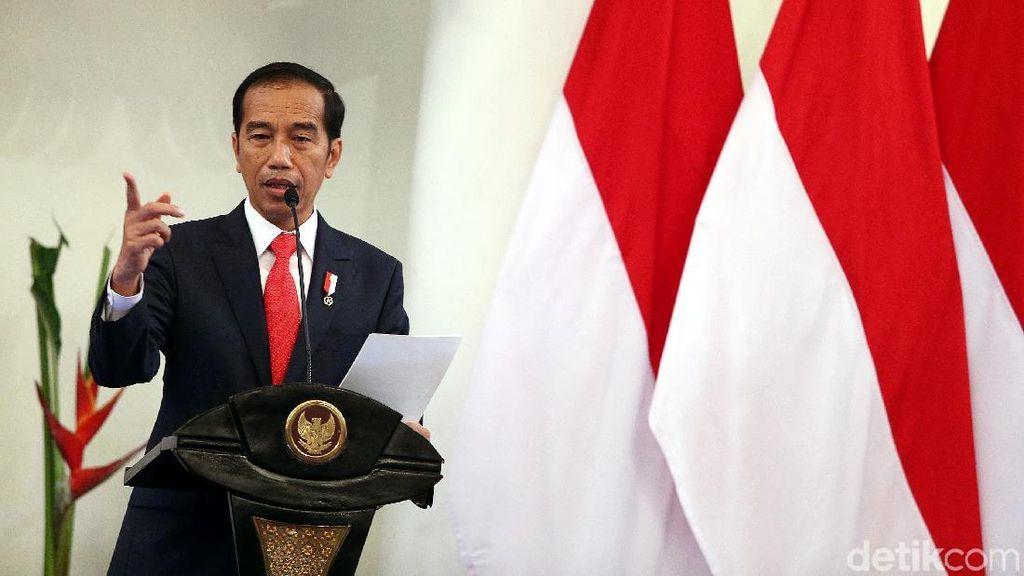 Cerita Jokowi Ada Investor Sampai Bawa 3 Koper Izin