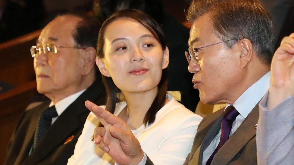 Pesona Adik Kim Jong-Un di Korsel yang Bikin Warga Terbelah