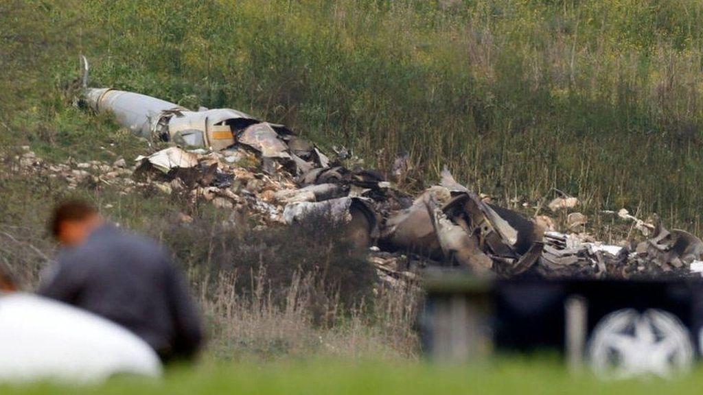 Serangan Udara Israel Terhadap Suriah Terbesar Sejak 1982