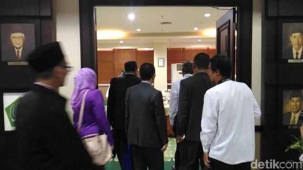 Menag RI dan Menag Malaysia Gelar Pertemuan Tertutup, Bahas Apa?