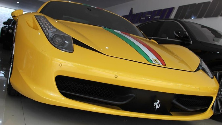 Ferrari Bekas B 2 DIA Siap Dipinang dengan Mahar Rp 5,6 Miliar