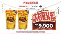 Tebus Murah Minyak Goreng di Awal Minggu Transmart Carrefour