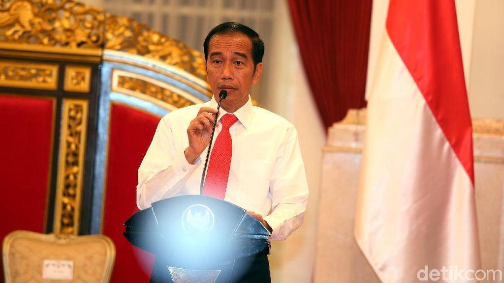 Cerita Jokowi Calonkan Perry Warjiyo Jadi Gubernur Bank Indonesia