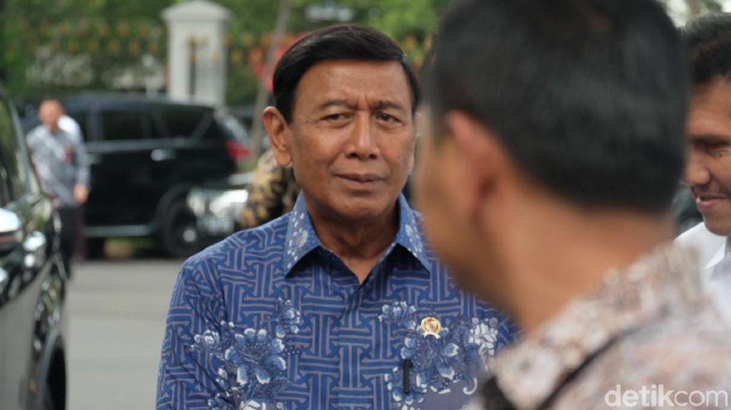 Wiranto: Pengganggu Pemilu Adalah Pengkhianat Bangsa!