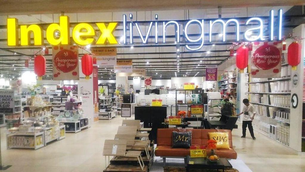 Sambut Imlek dengan Promo Serba 88 dari Index Living Mall