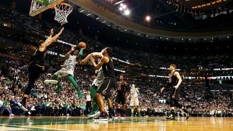 Pilar-Pilar Baru Tampil Oke, Cavaliers Bungkam Celtics