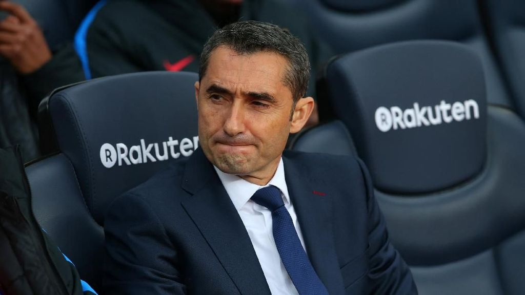 Valverde Tak Ambil Pusing soal Guard of Honor