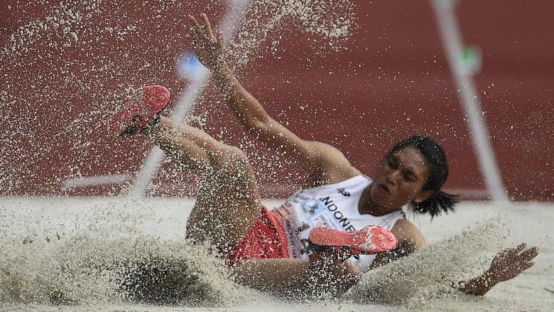 Kementerian PUPR Siapkan Solusi untuk Arena Lompat Jauh dan Lompat Jangkit