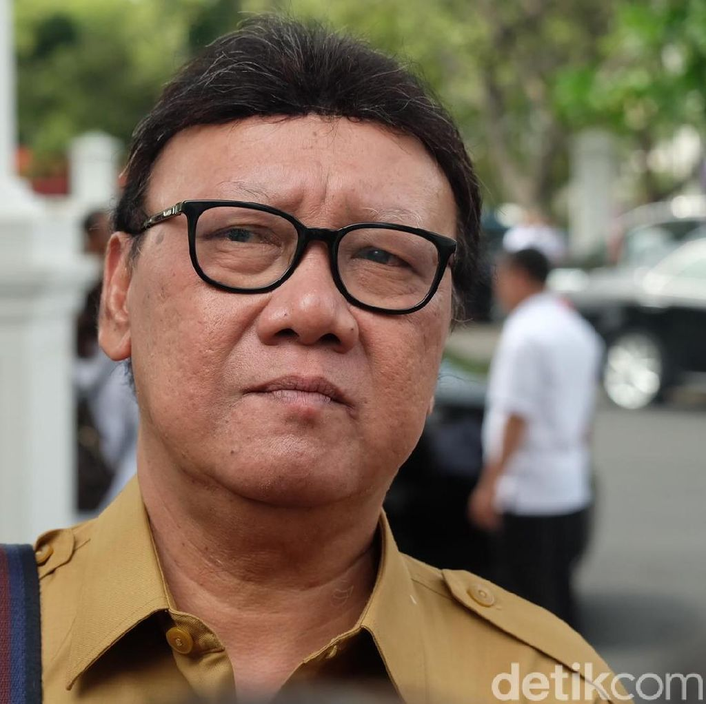 Gubernur Sulut Keluhkan Gaji, Mendagri: Korupsi Tak Berkaitan Gaji