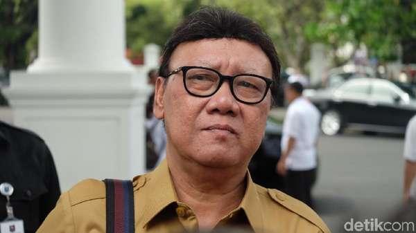 Tjahjo Selalu Lapor ke Jokowi Jika Kepala Daerah Tertangkap KPK