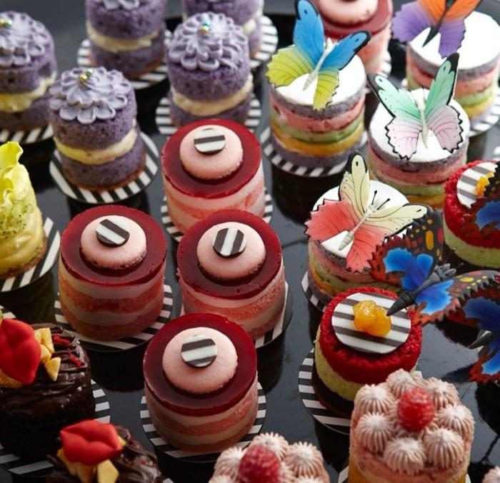 Bonnae adalah founder Ms B's Cakery yang punya 3 cabang di Hong Kong. Ada 40 jenis cake yang masing-masing diberi sentuhan rasa dan tampilan istimewa ditawarkan.Foto: Instagram Ms Bs Cakery