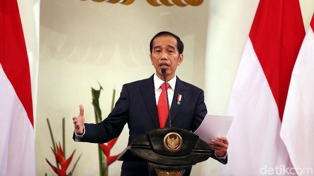 Jokowi: Cepat Gerak Evakuasi Korban Longsor di Brebes!