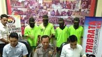 Belajar dari Mana Empat Sekawan Bisa Bikin Pabrik Ekstasi di Aceh?
