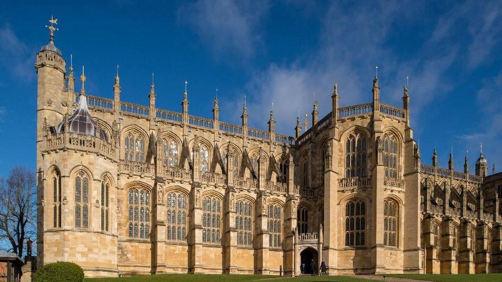 Melihat Gereja Tempat Pangeran Harry dan Meghan akan Menikah