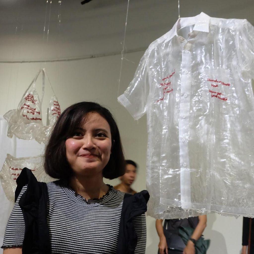 Setelah Residensi di Thailand, Ajeng Martia Saputri akan Eksplorasi Resin
