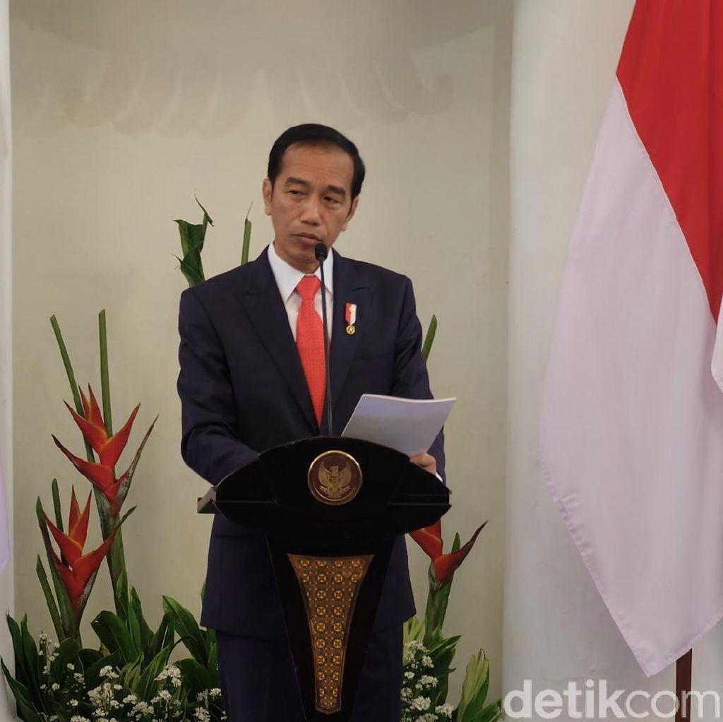 Foto: Ini 8 Parpol yang Sudah Deklarasi Jokowi Capres 2019