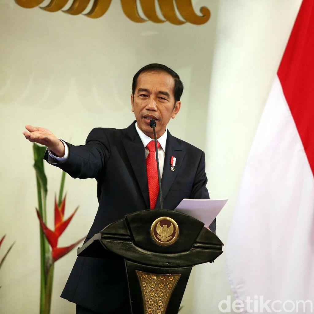 Jokowi Mengejar Kapolri hingga #NovelKembali