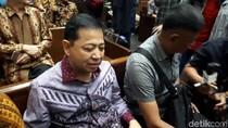 Curhat Tak Lagi Kejar Jabatan, Novanto Ingin Dekat dengan Istri