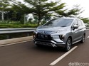 Mitsubishi Mulai Ekspor Xpander Buatan Cikarang Pekan Depan