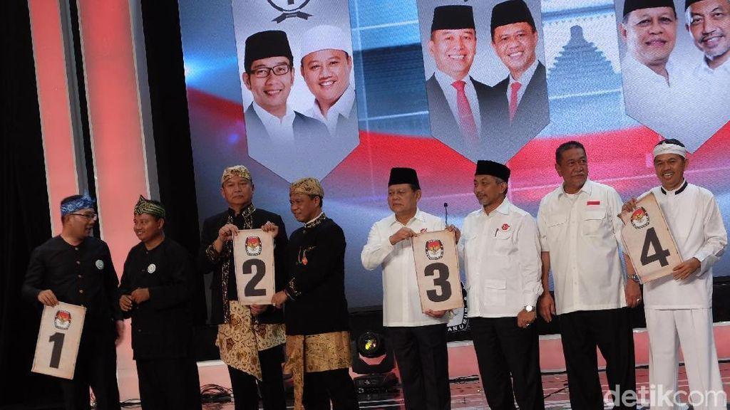 Debat Perdana Pilgub Jabar Harus Jadi Ajang Unjuk Perbedaan