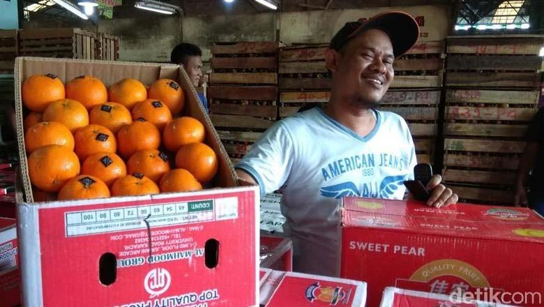 Tak Cuma Pasar Induk, Jeruk Mandarin Juga Hilang di Supermarket