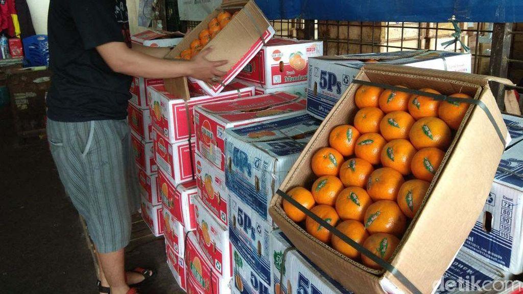 Jeruk Mandarin Paling Dicari Jelang Imlek, Kini Menghilang