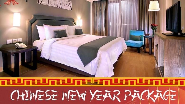 Promosi hotel jelang Imlek di berbagai kota (Hotel Harper Kuta Bali)
