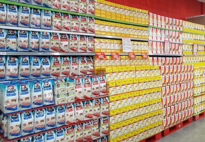 Foto: Promo Produk Sarapan (Dok. Transmart Carrefour)