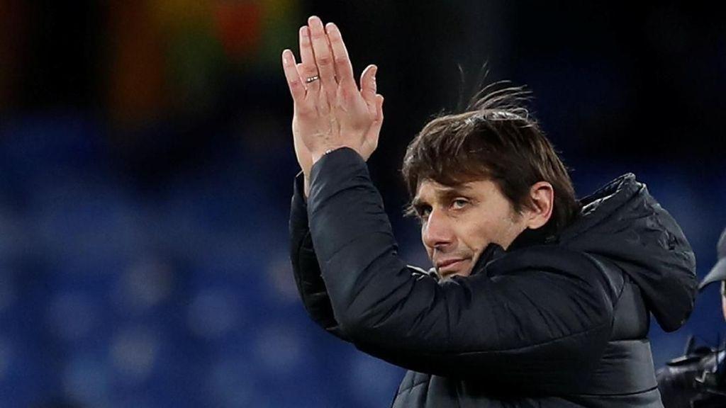 Conte Tak Merasakan Tekanan Jelang Hadapi Barcelona