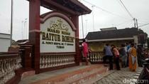 Pelaku Perusakan Masjid di Tuban Dibawa ke Polda Jatim