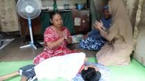 Miris, 34 Tahun Cacat Terbaring Yudo Belum Terdaftar Program PKH