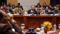 Sempat Diskors, DPR dan KPK Kembali Lanjutkan Rapat