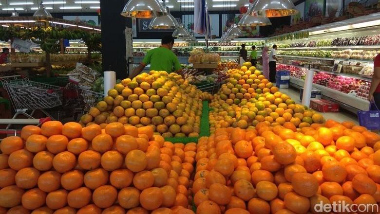 Ternyata Ini Penyebab Jeruk Mandarin China Hilang Jelang Imlek