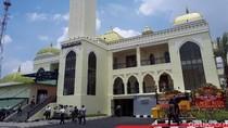 Masjid Arif Nurul Huda Terbesar se-Polda di Indonesia Diresmikan