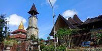 Belajar Toleransi Antar Umat Beragama di Bali