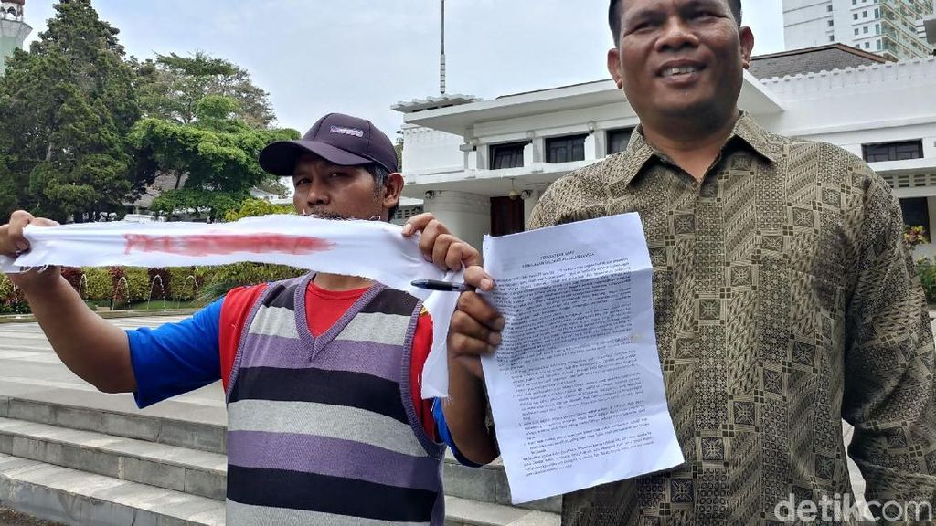 Rawan Konflik, PKL Jamika Tolak Direlokasi ke Cibadak