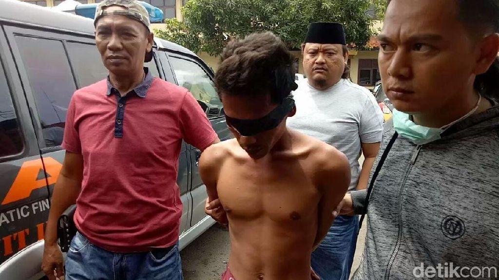 Polisi Bekuk Pelaku Pembunuhan Istri dan Anak Bayinya di Brebes
