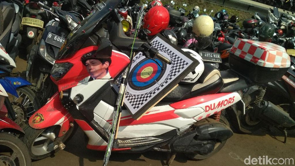 Touring Jadi Agenda Wajib Kiwil di Akhir Pekan
