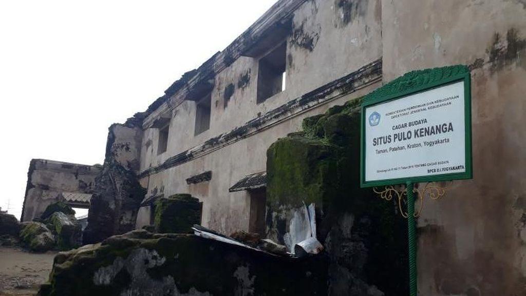 Yang Belum Kamu Tahu di Yogyakarta, Pulo Kenanga