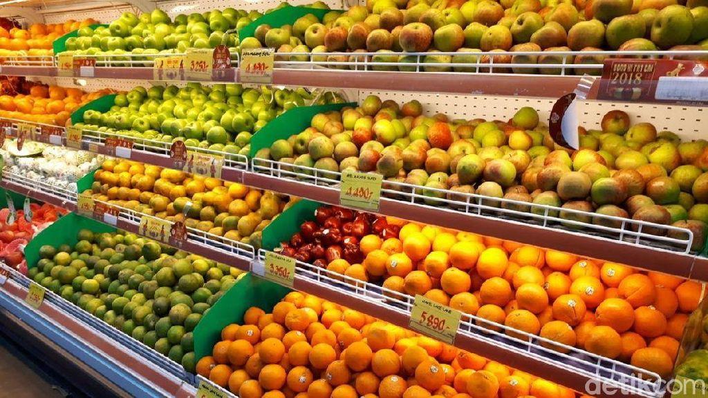 Jeruk Mandarin Langka di Pasaran, Jeruk Ini Bisa Dibeli untuk Imlek