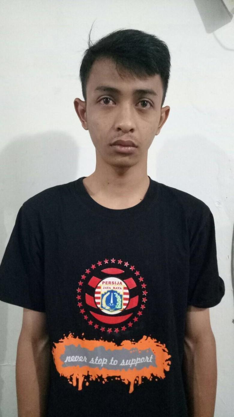 Ini Tampang Pelaku Kekerasan Seksual di Jatinegara yang Terekam CCTV