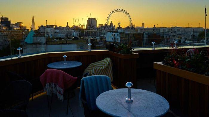 Foto: (The Trafalgar Hotel London)