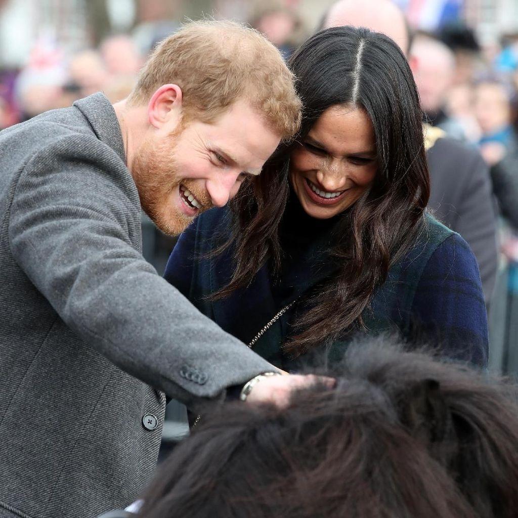 Jelang Nikah, Pangeran Harry dan Meghan Markle dapat Teror Antraks