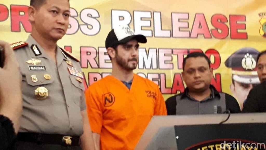 Renata Kusmanto dan Anak-anaknya Saksikan saat Fachri Albar Ditangkap Polisi