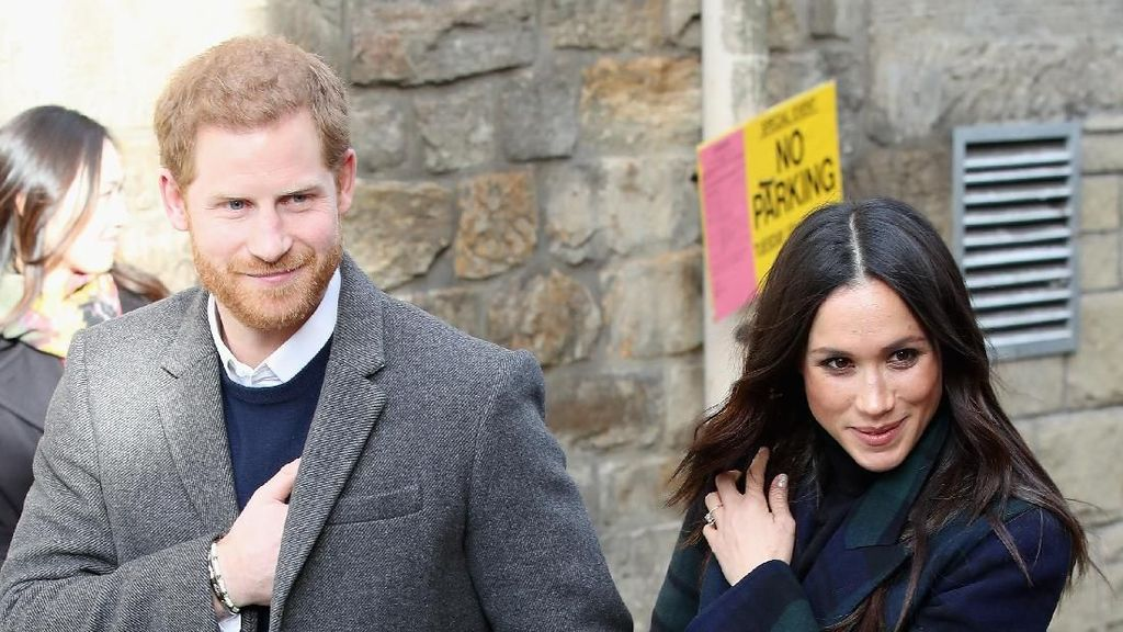 Ngeri! Pangeran Harry dan Meghan Markle Dapat Kiriman Paket Misterius