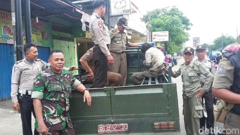 10 Orang Penderita Gangguan Jiwa di Tangerang Terjaring Razia