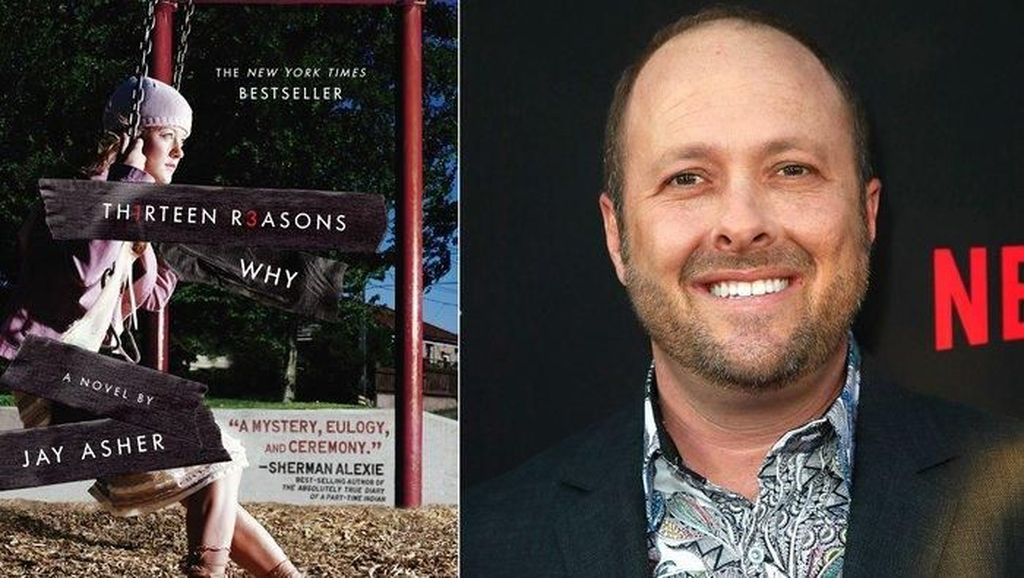 Novelis Jay Asher Tak Akan Tulis Naskah 13 Reasons Why
